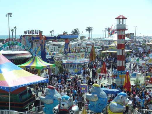 The Ventura County Fair is the longest-running community event in the area.
