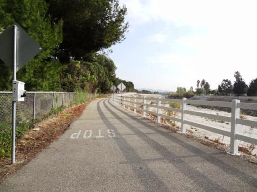 Calleugas Creek Bike Path