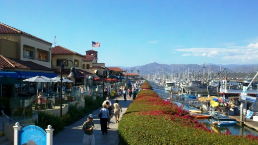 Ventura Harbor Village is a popular destination for tourists and locals alike.