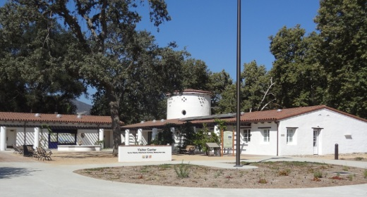 Santa Monica Mountains Interagency Visitor Center in Calabasas