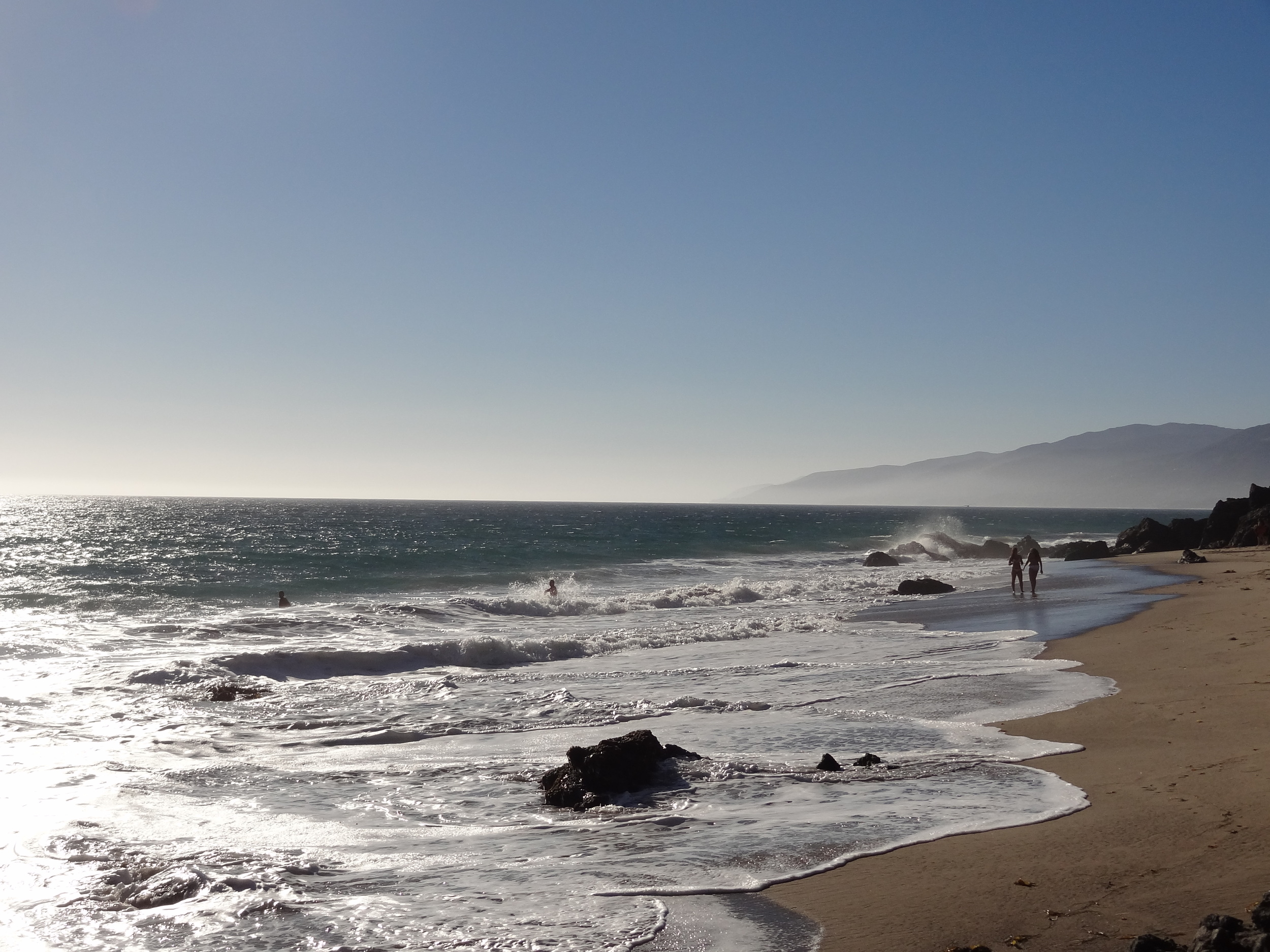 Beaches Spanning From Oxnard To Hueneme