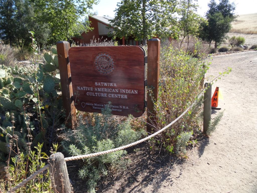 Satwiwa Native American Indian Culture Center