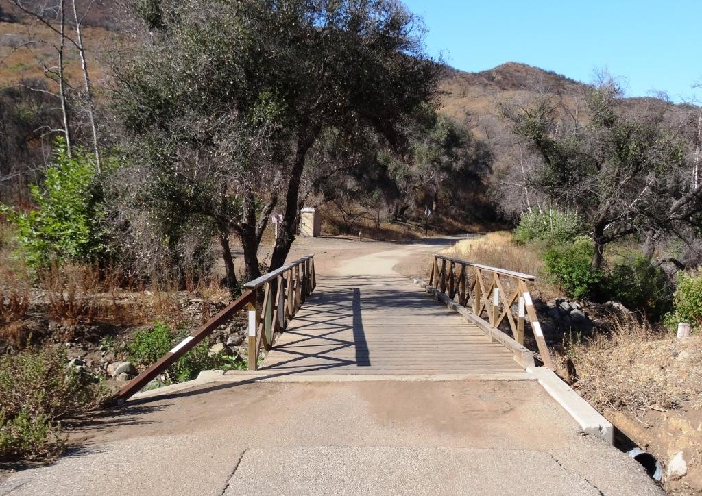 Sycamore Canyon Bridge