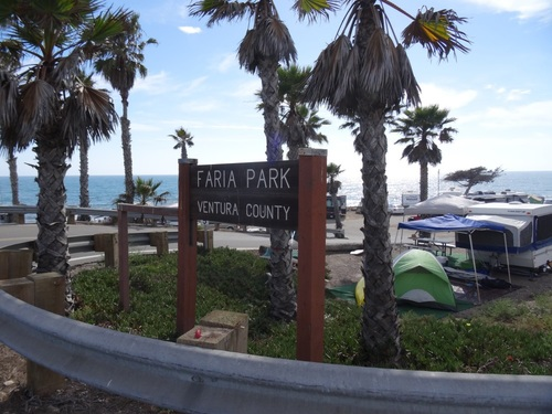 Campgrounds and RV Facilities In Ventura County and Adjacent