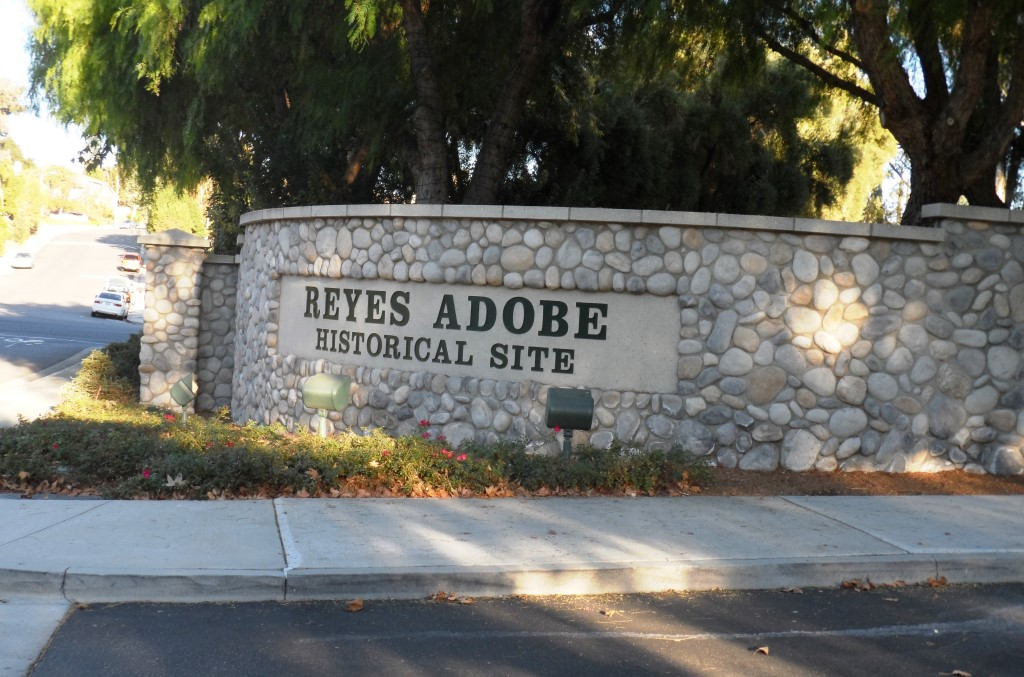 Reyes Adobe Historical Site - Agoura Hills — Conejo Valley