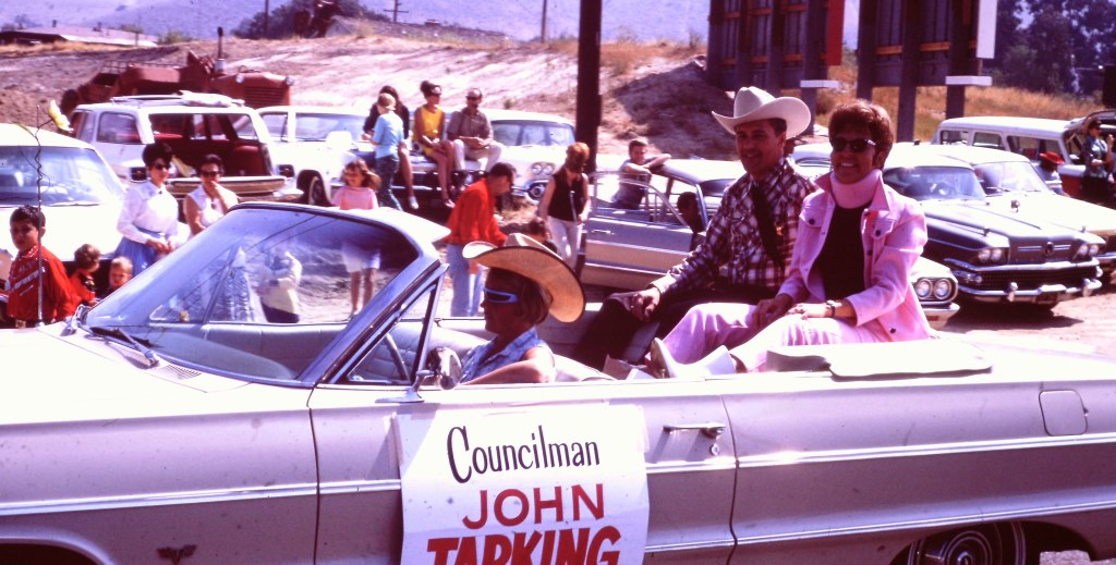 Another one of the original city of thousand Oaks councilmembers, John Tapking.