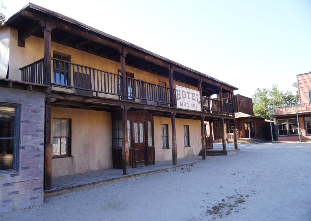 Fun to walk through the old movie sets in the Western Town at Paramount Ranch  (Sadly, the entire Western Town was destroyed by the Woolsey Fire of 2018.)