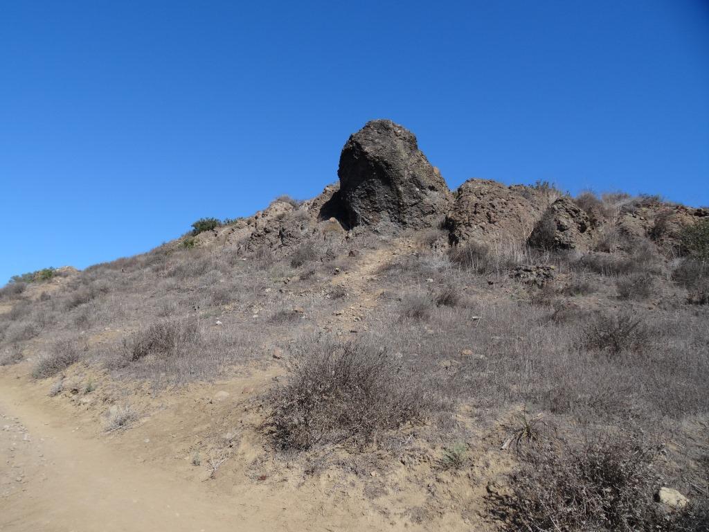 Lizard Rock at Wildwood Park