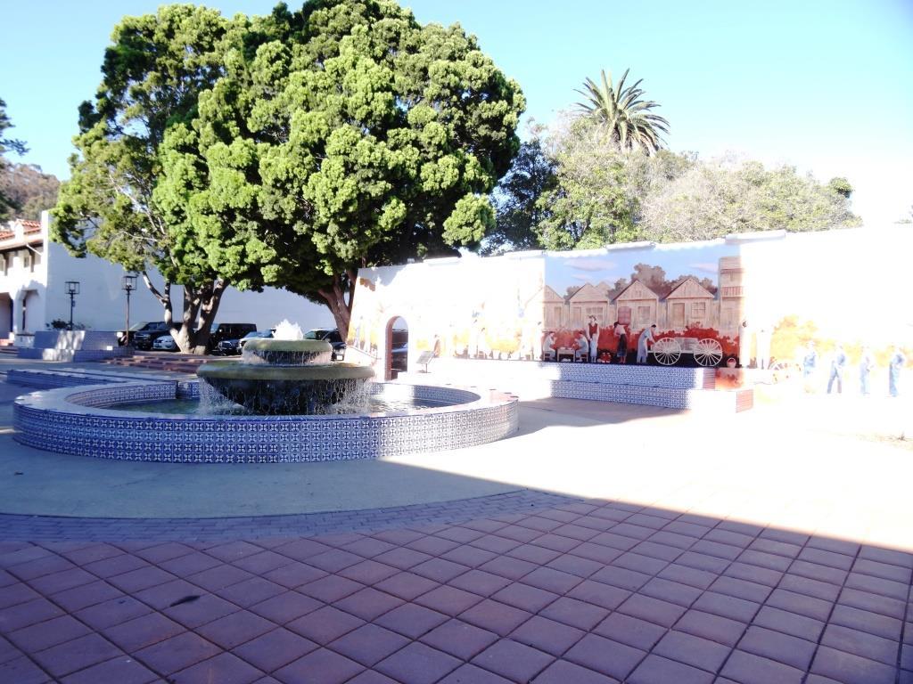 The Figueroa Street Mall