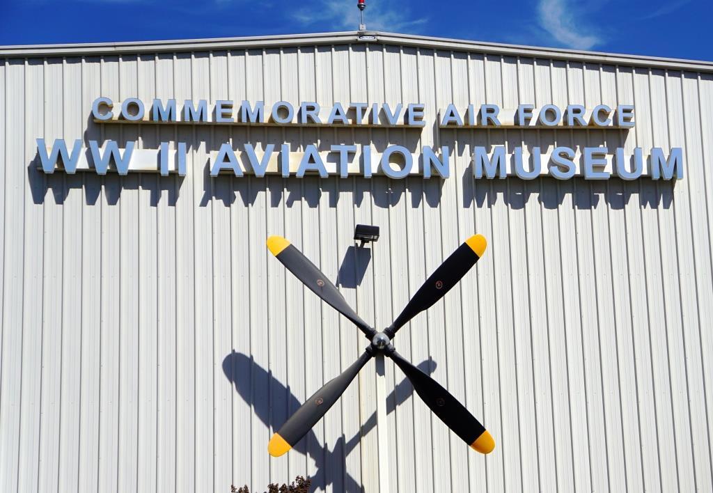 Commemorative Air Force Aviation Museum at Camarillo Airport