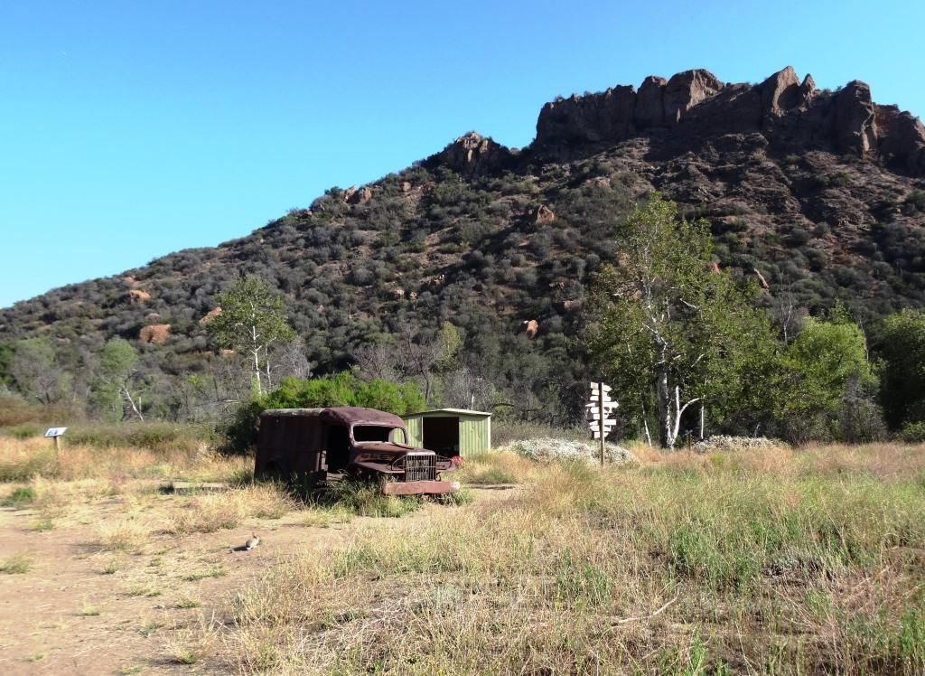 "A ""must do"" in the Agoura Hills area is the hike to the old M*A*S*H TV series set in Malibu Creek State Park."