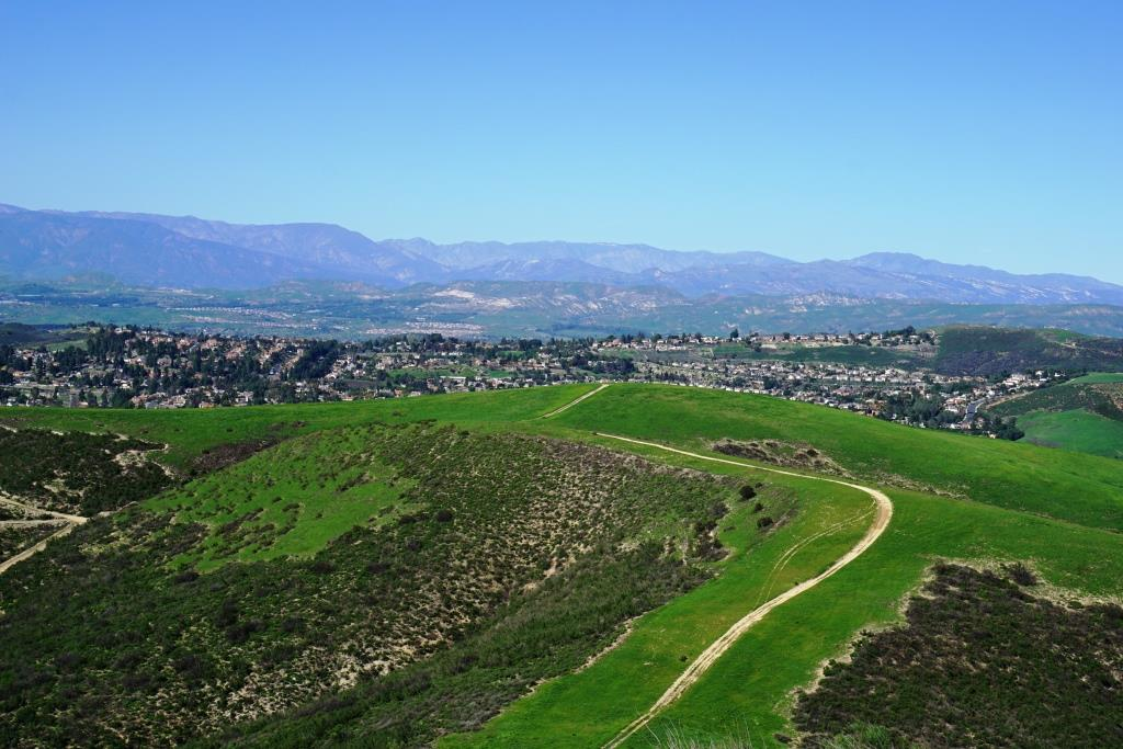 Hillcrest Open Space in Thousand Oaks