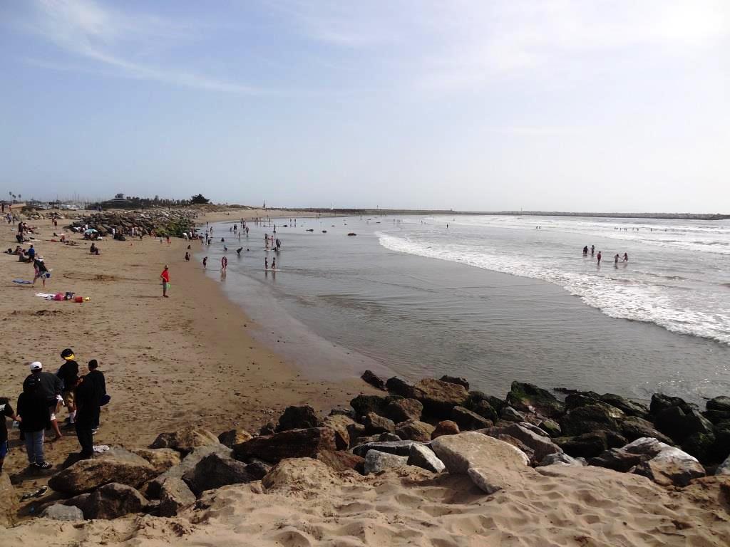 Marina Park Beach