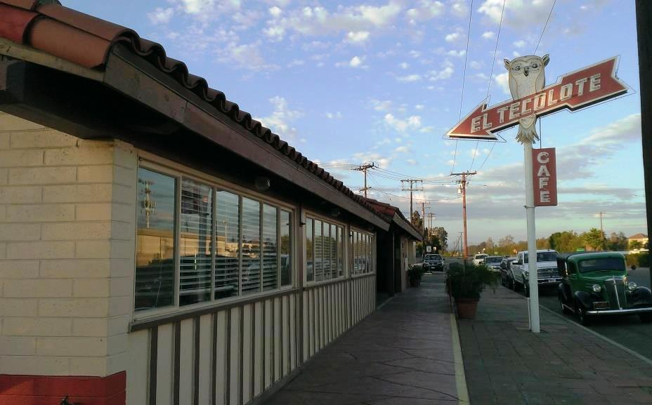 El Tecolote   opened its doors in 1948 and moved to its current Camarillo location in 1952.