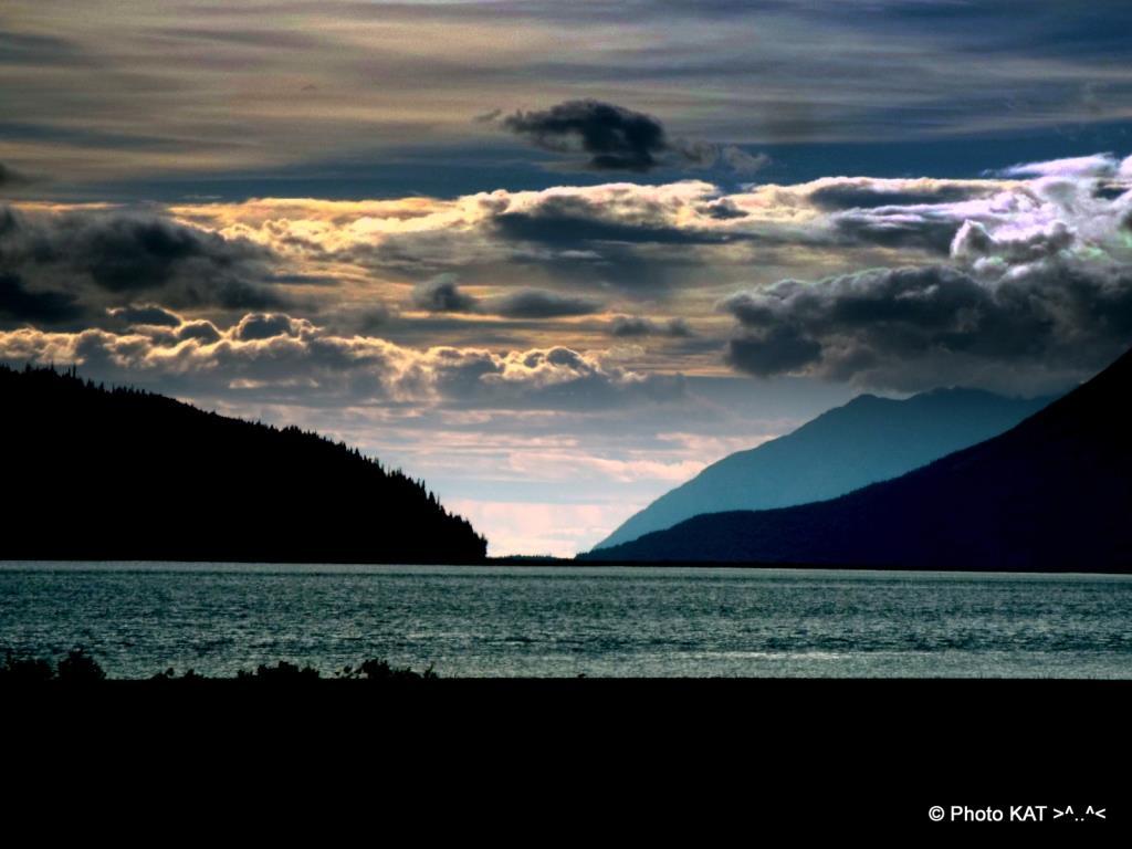 """""""Cook Inlet, Alaska"""" by Kimberly-Ann Talbert"""