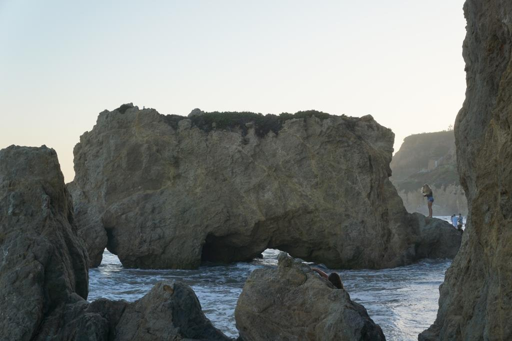 Of particular interest at El Matador State Beach are the rock formations, sea stacks and caves.