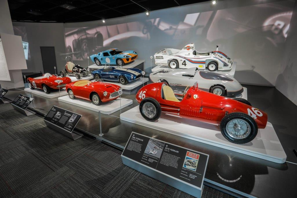 Car Museum Los Angeles >> New Exhibit At Petersen Automotive Museum In Los Angeles Features