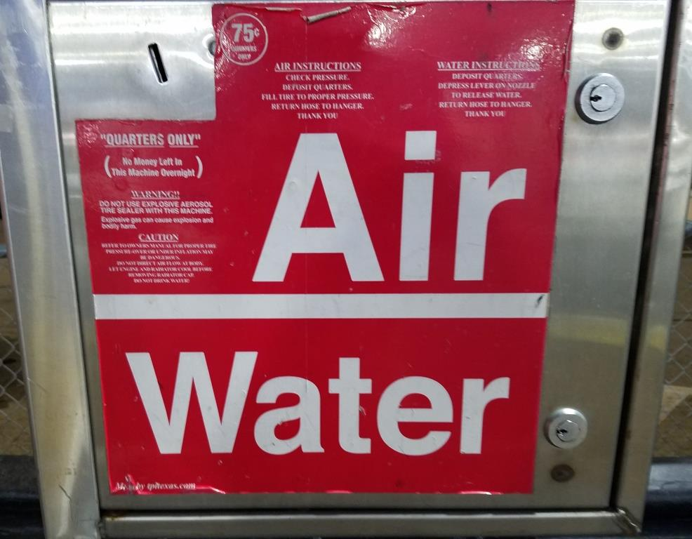 California Law Has Required Gas Stations To Provide Free Water Air And Air Pressure Gauge For Customers Since January 2000 Conejo Valley Guide Conejo Valley Events