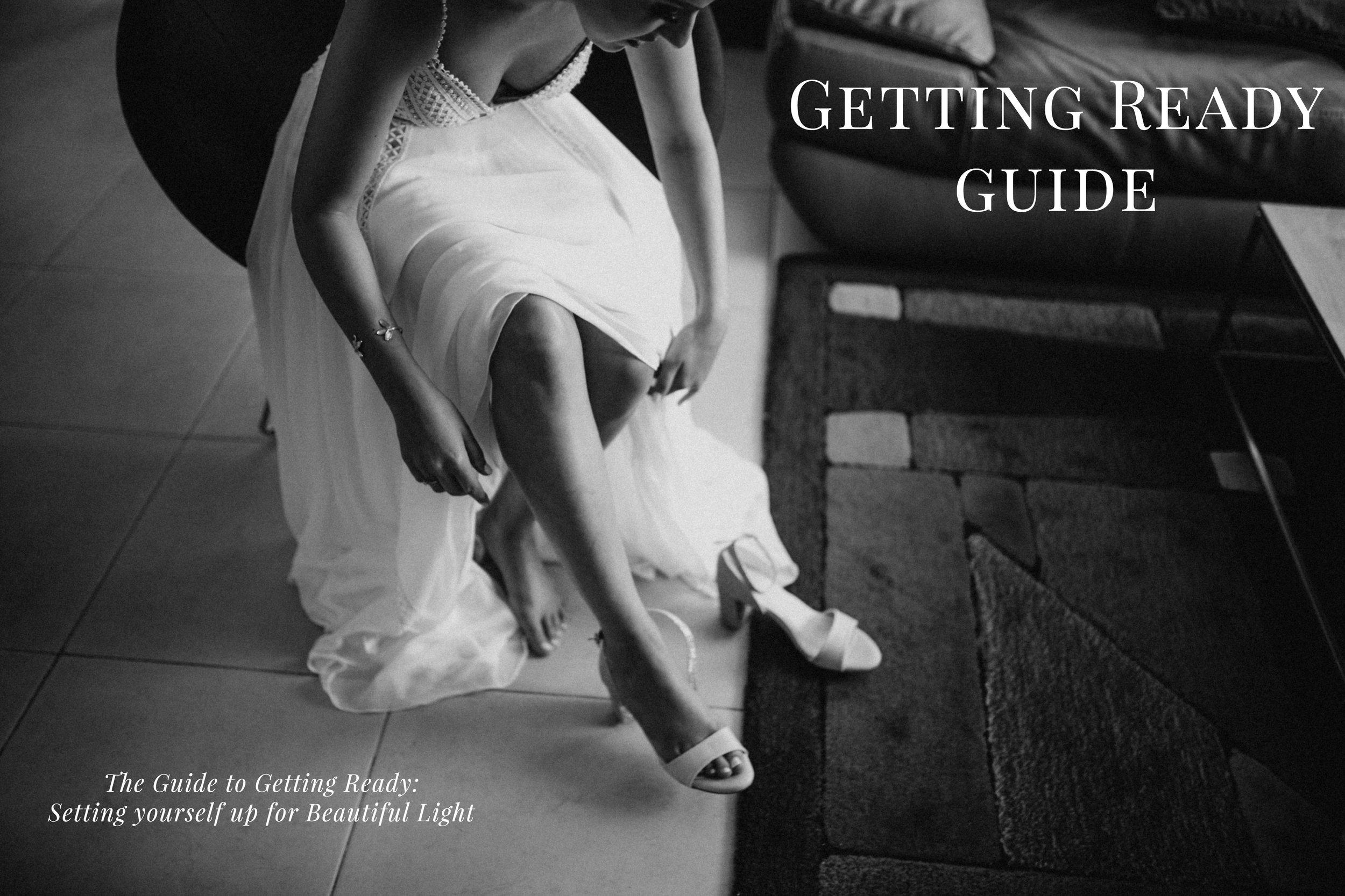 מדריך התארגנות ליום החתונה
