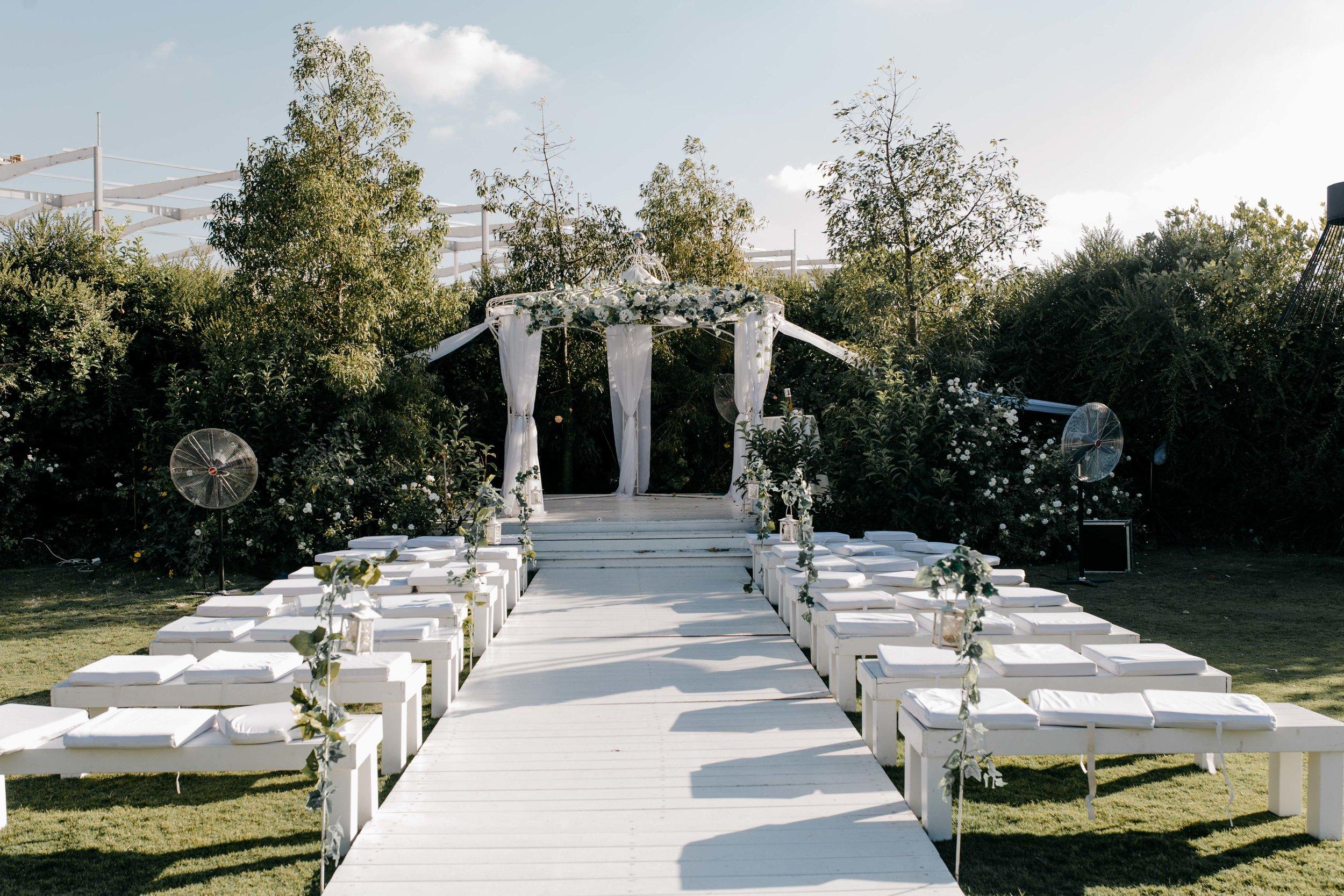 צילום חתונה קטנה ואינטימית בישראל