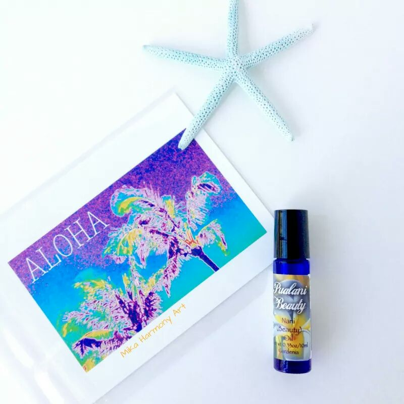 Mahalo @mikaharmony for the beautiful image of our products together!