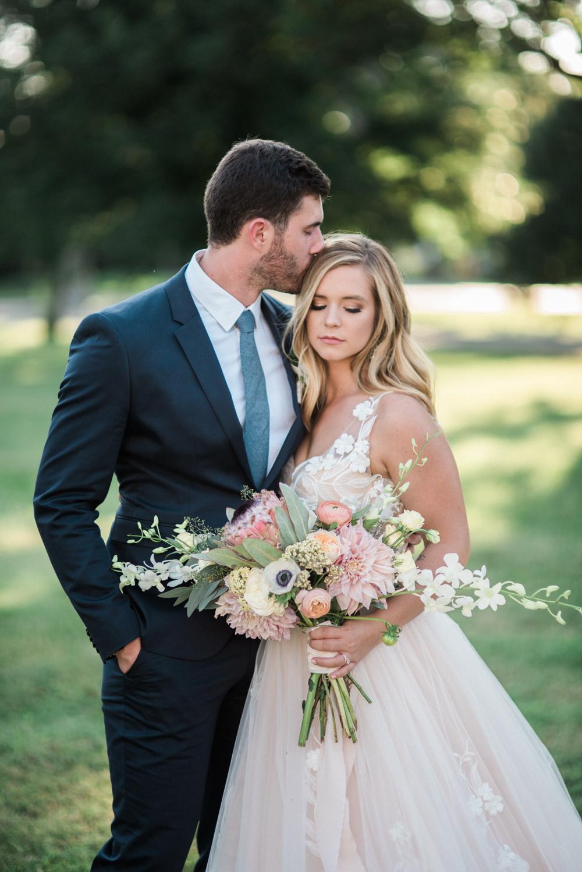 Keith & Melody | A Laidback July Wedding