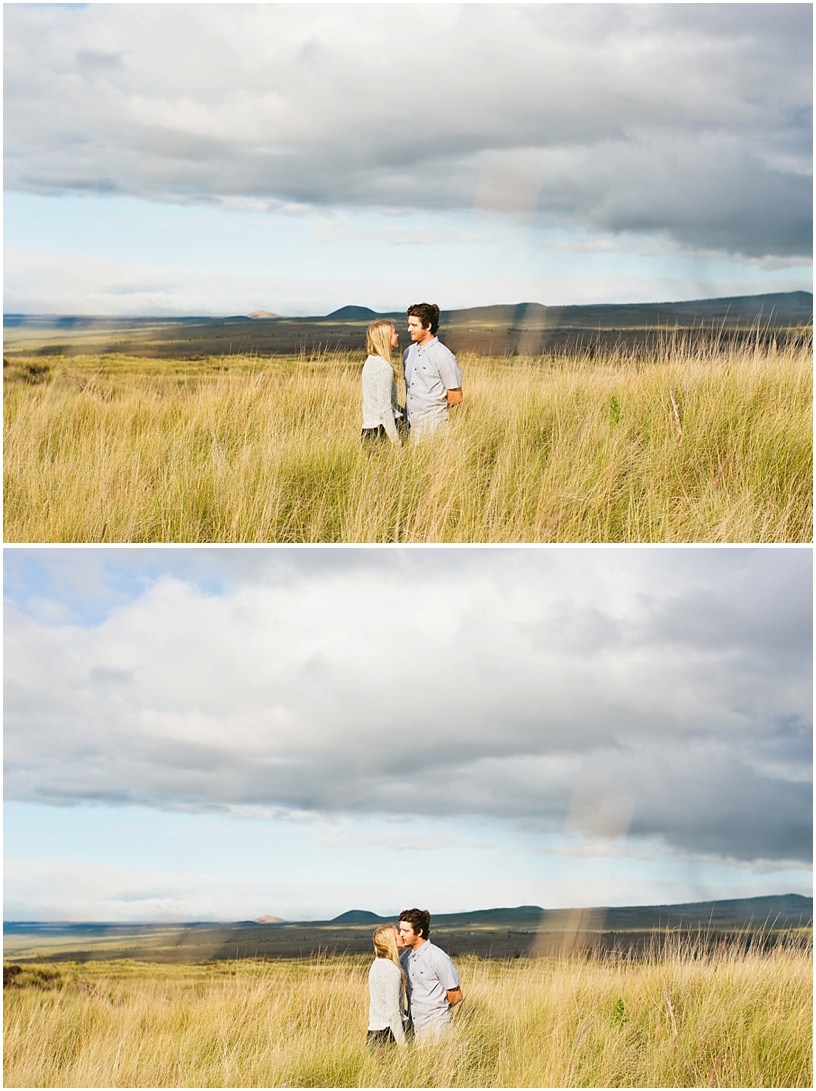 Hawaii engagement photos Big island photographer