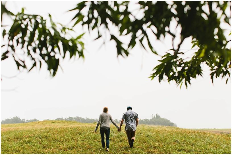 Hawaii engagement photos Big island photographer