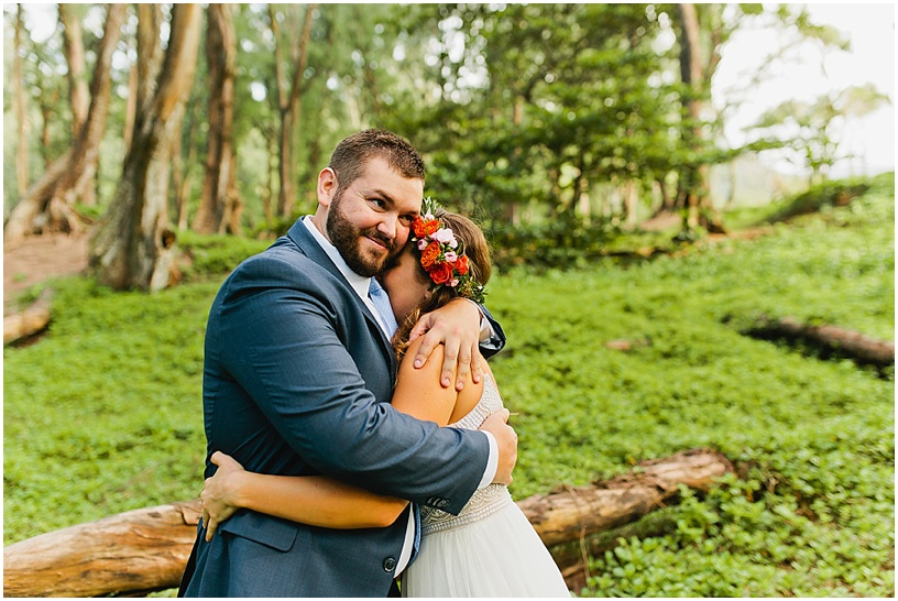 big island wedding photographer   hawaii elopement   pololu valley