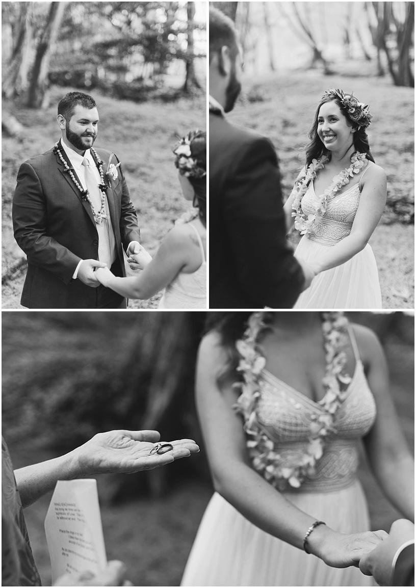 big island wedding photographer | hawaii elopement | pololu valley