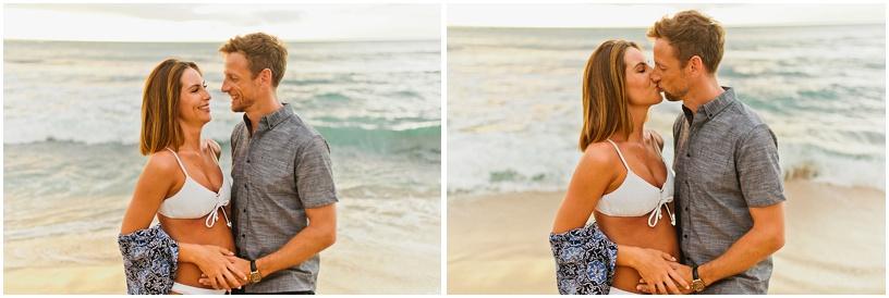 Jenson Button Brittany Ward Hawaii Photos _10.JPG