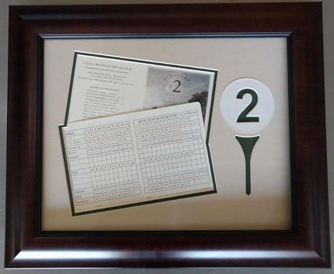 Pinehurst Number 2 Scorecard