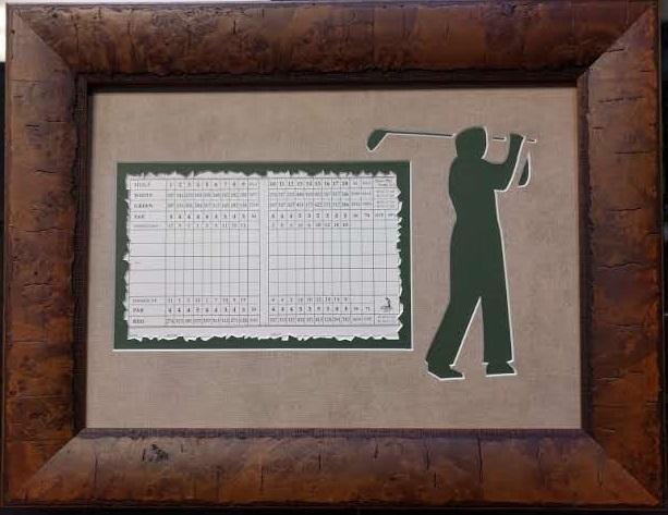 Framed Scorecard