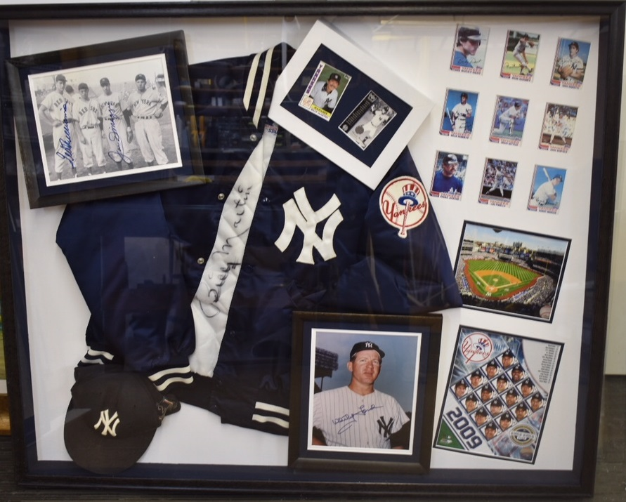 New York Yankee Memorabilia