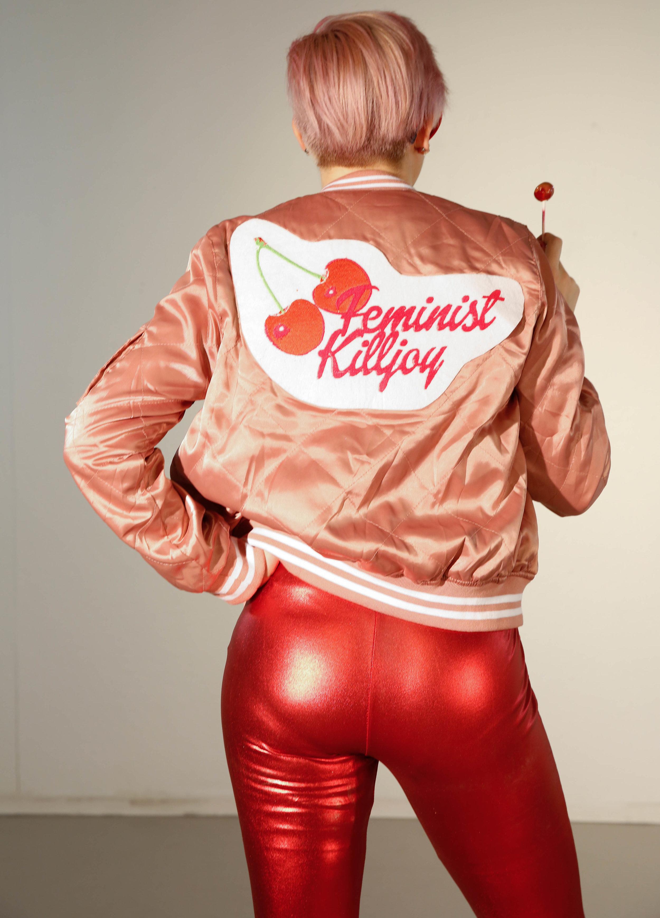 Feminist Killjoy (costume detail)