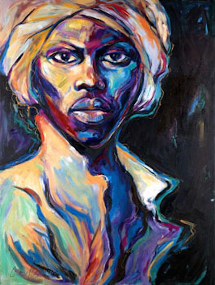 Pride 36x48 oil on canvas