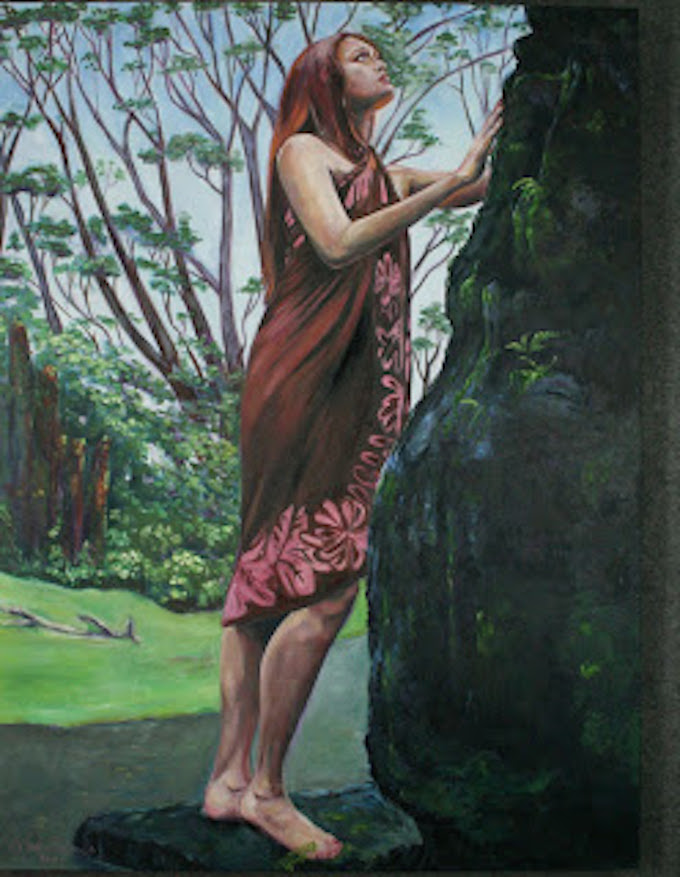 """""""Honor""""  48x36x2 oil on canvas"""