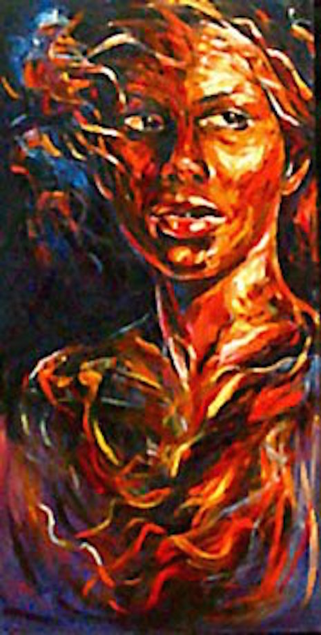 Moments 48x24 oil on canvas