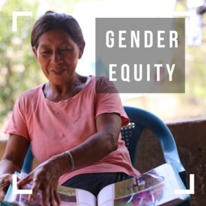 We work to correct systemic gendered inequality and discrimination by providing educational opportunities to women through a variety of workshops, courses, artistic projects and other activities.