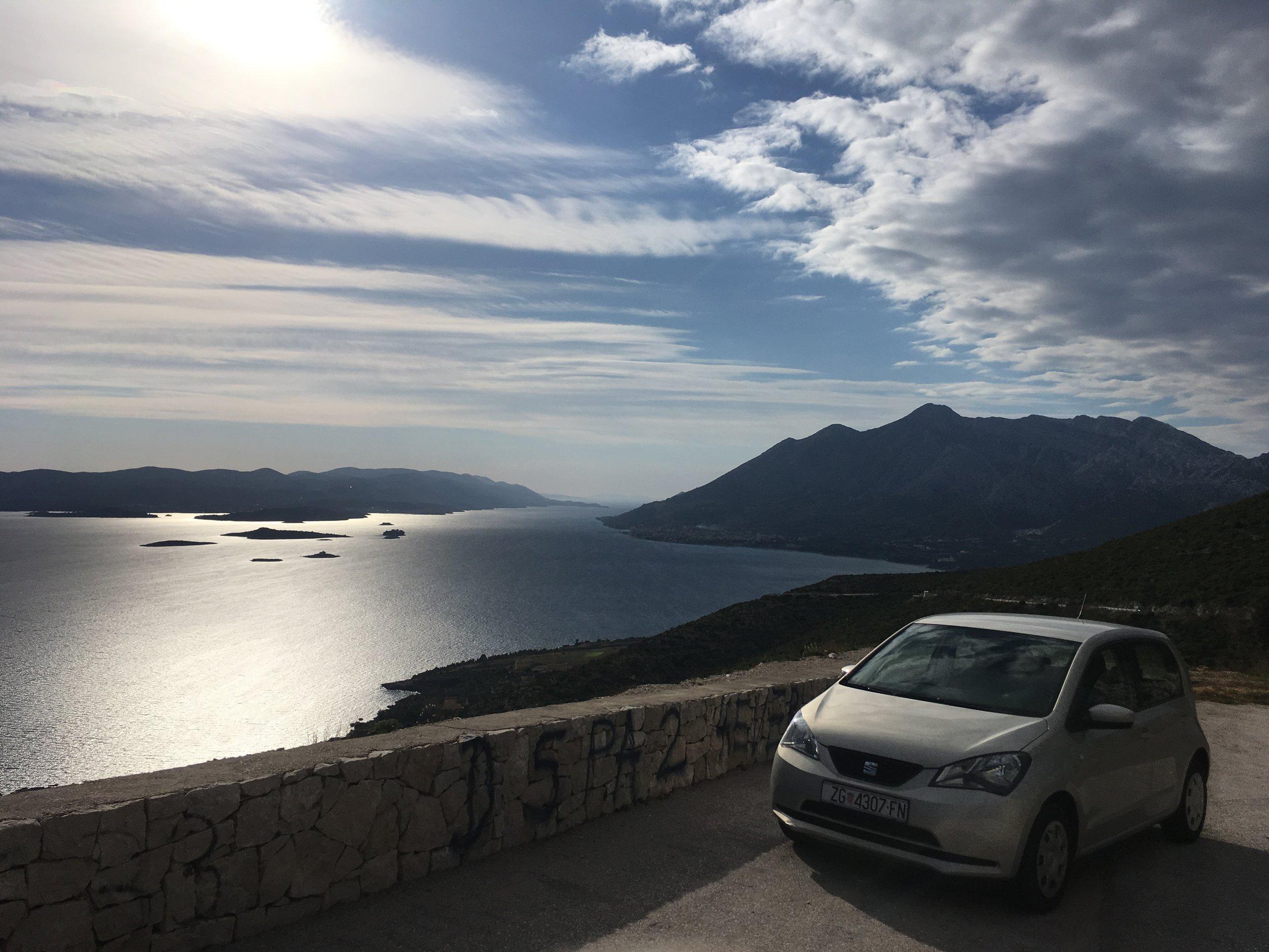 Drive to Orebic