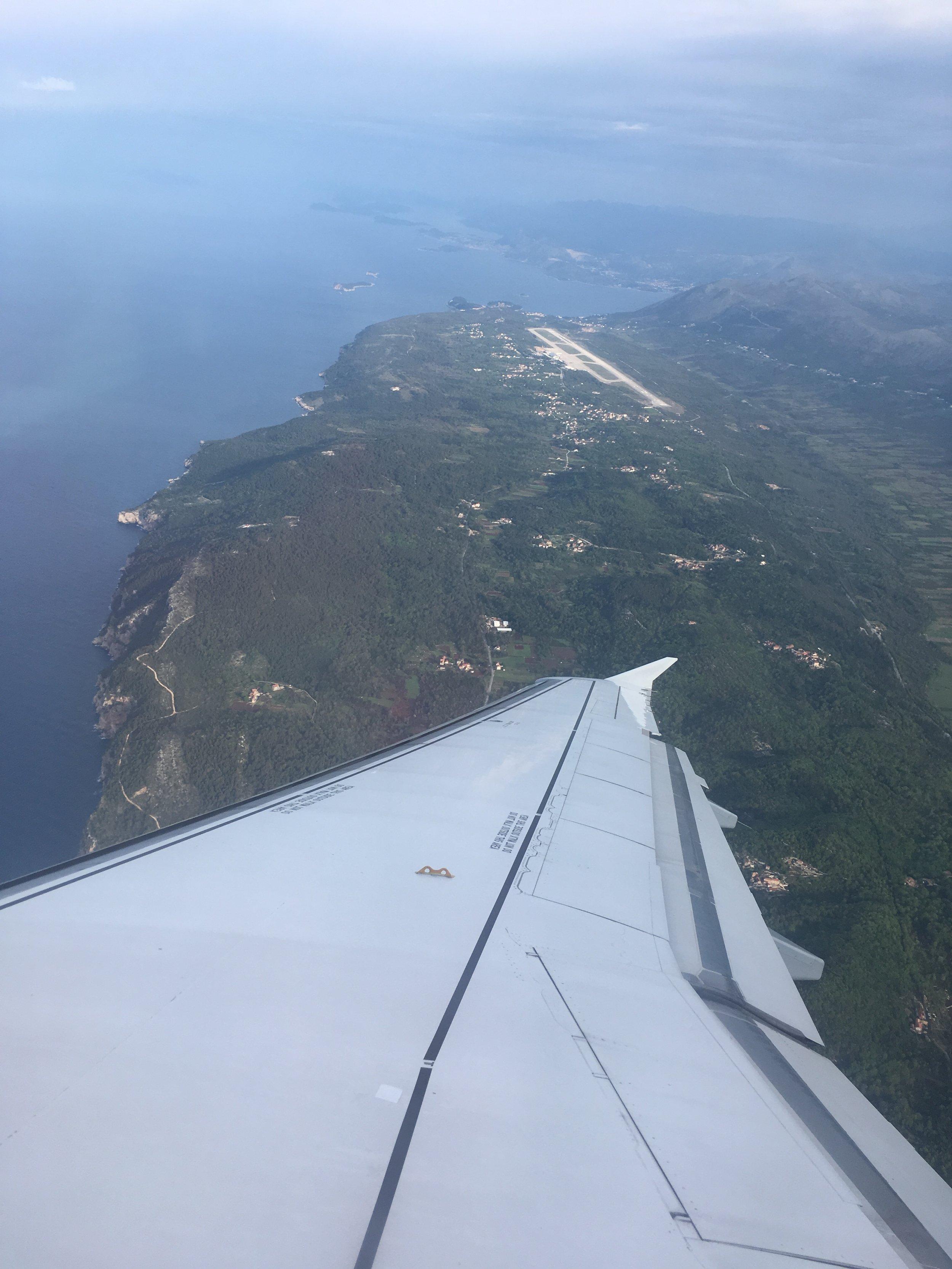 Goodbye, Dubrovnik!