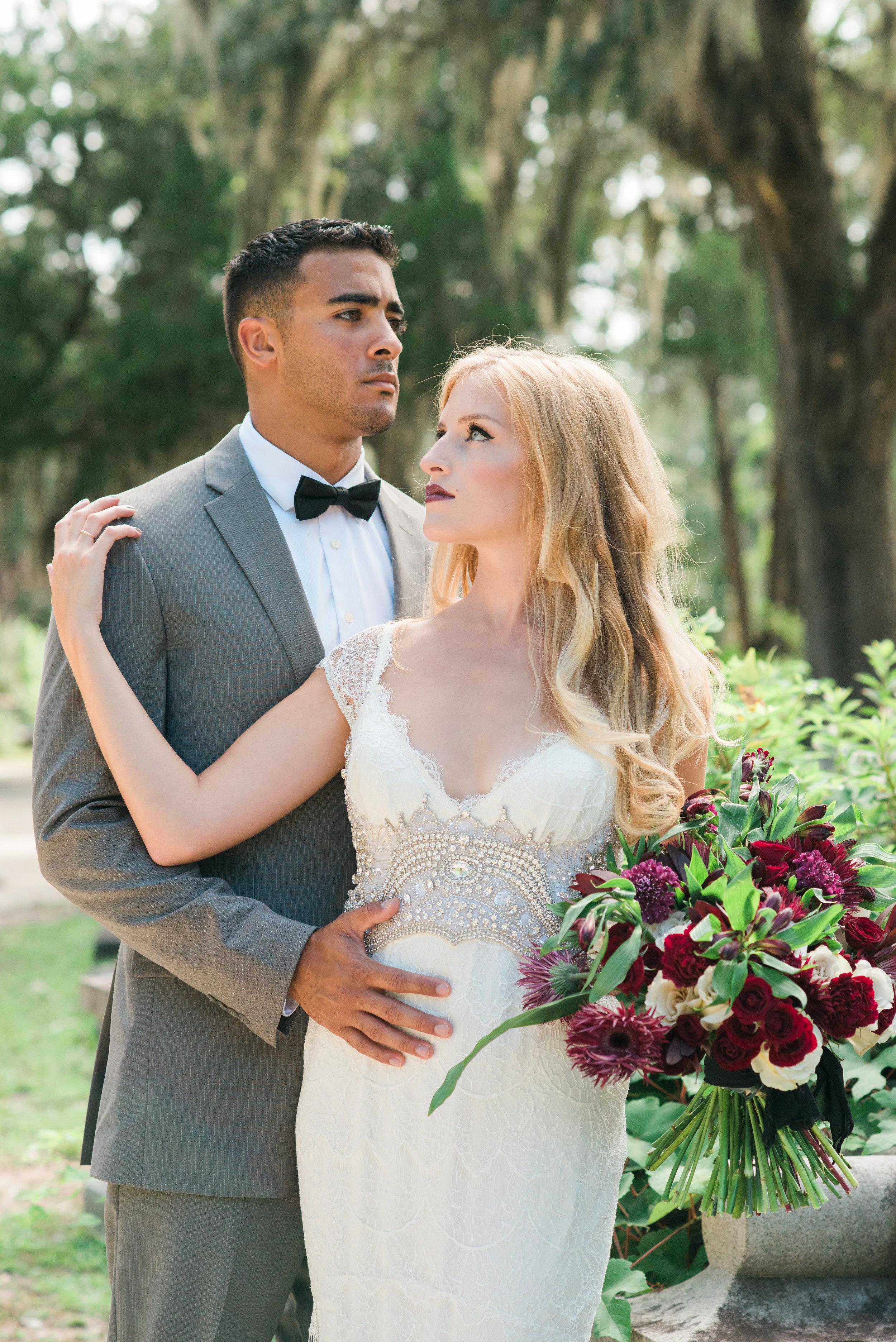 callie-beale-photography-Bonaventure-cemetery-michelle-royal-makeup-cemetery-wedding-ivory-and-beau-wedding-planning-anna-campbell-harper-savannah-bridal-boutique-savannah-wedding-dresses-savannah-weddings-11.jpg