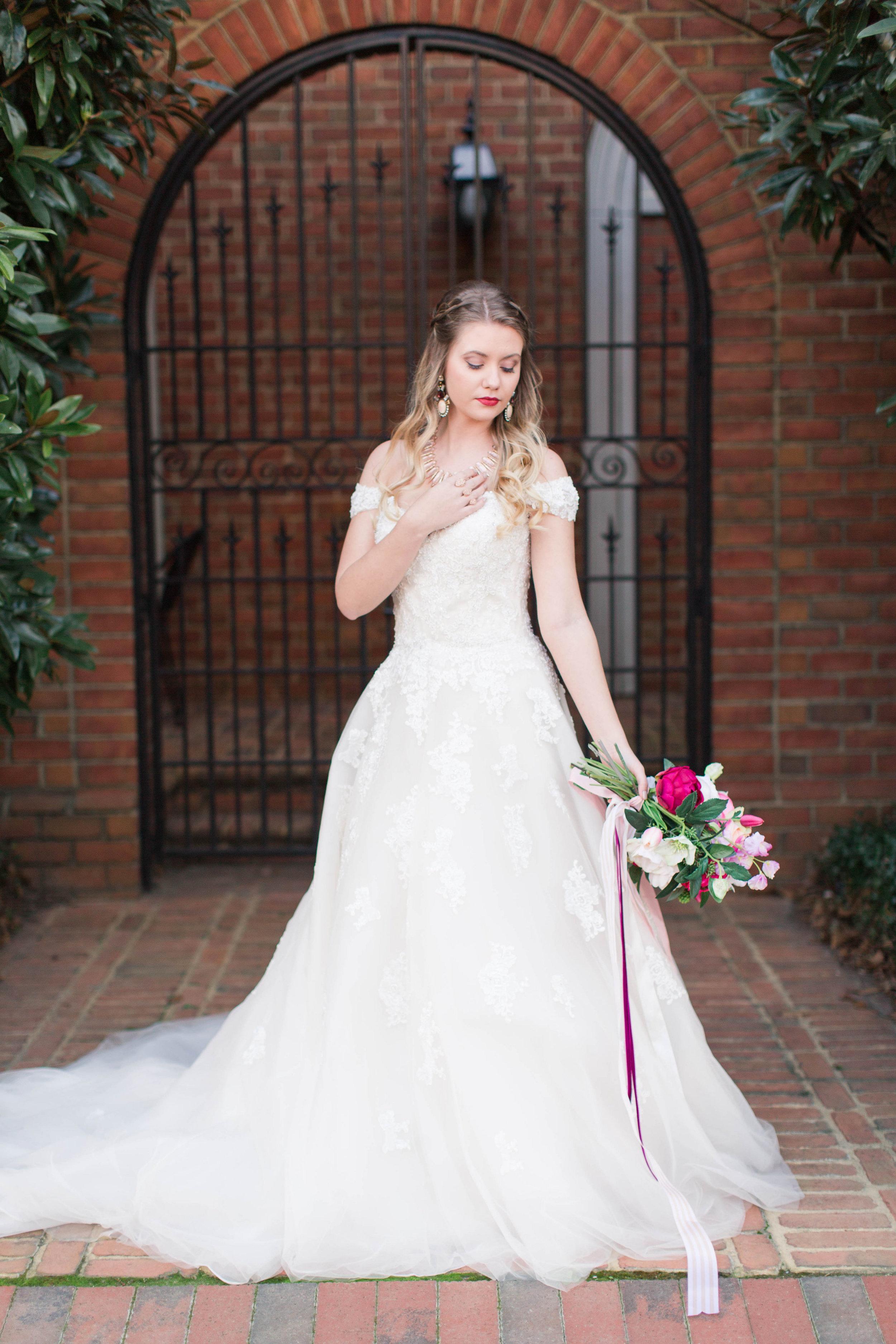 afloral-fake-flower-wedding-ivory-and-beau-bridal-boutique-maggie-sottero-saffron-the-hall-on-vine-wedding-statesboro-wedding-savannah-wedding-kristian-designs-rachel-strickland-photography-savannah-bridal-southern-bride-savannah-bride-4.jpg