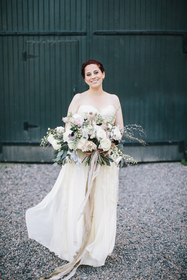 EMILY'S INDUSTRIAL WAREHOUSE WEDDING AT THE RAILROAD MUSEUM