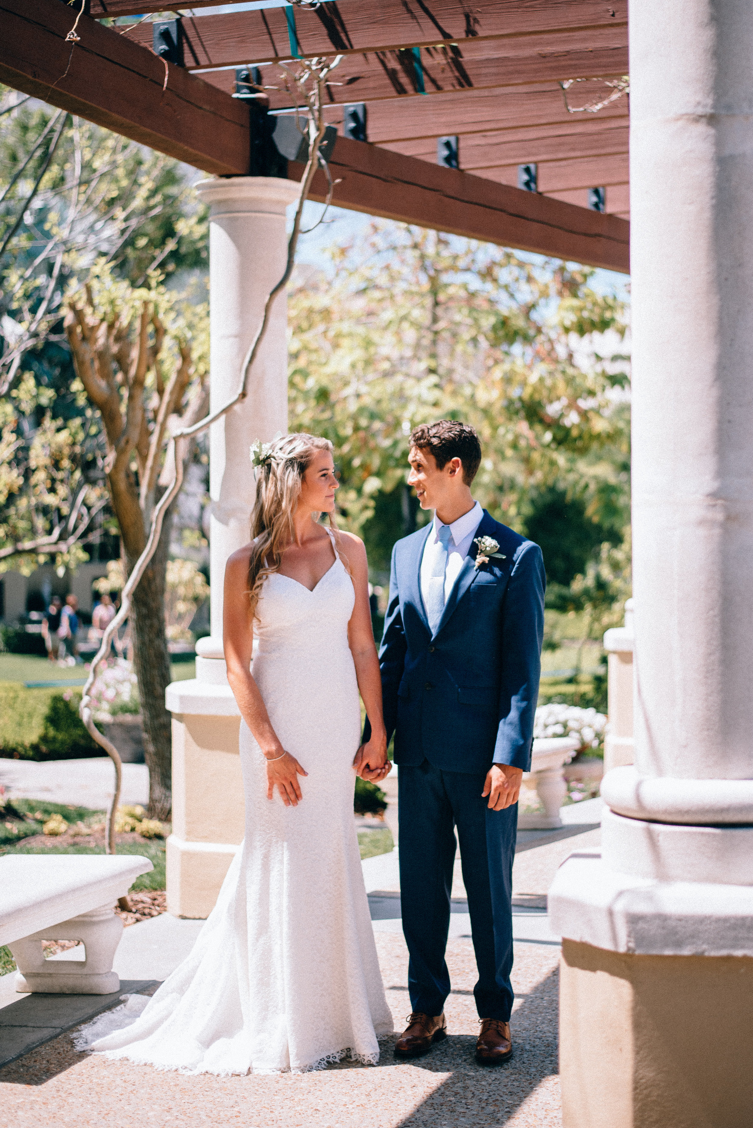 KIRSTEN'S SWEET AND SIMPLE FLORIDA WEDDING