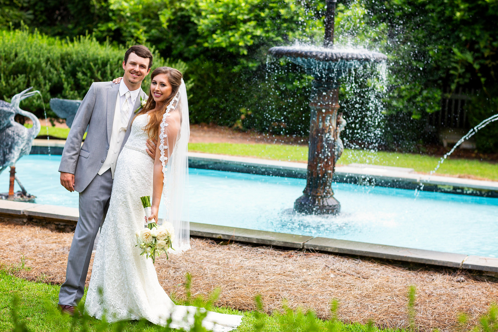 JACEE'S PICTURE-PERFECT PERRY, GA WEDDING