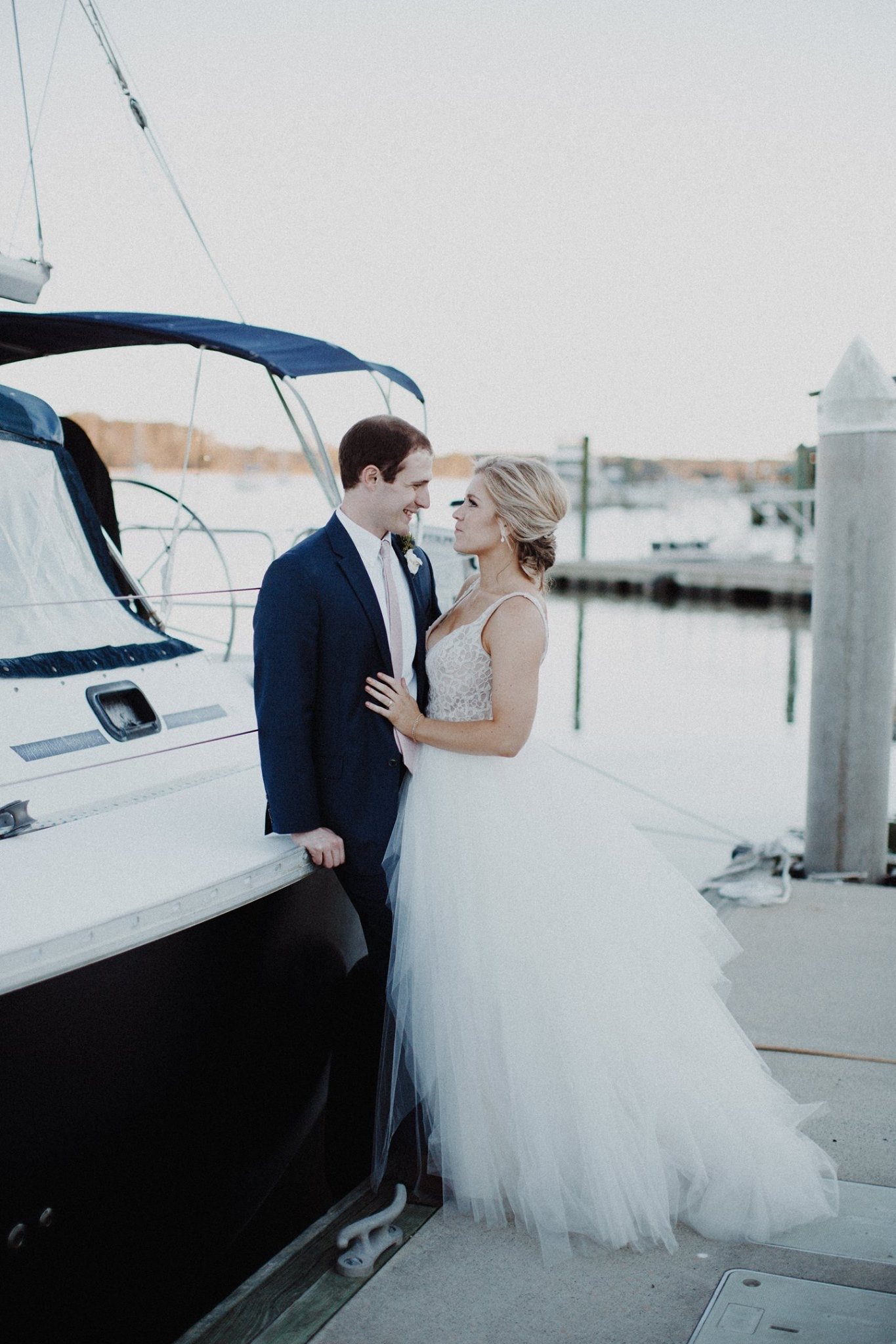 DANIELLE'S INCREDIBLE WEDDING AT THE ISLE OF HOPE MARINA
