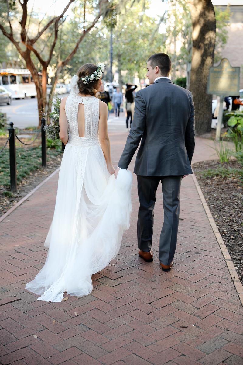 MARGARET'S BOHO CHIC SAVANNAH WEDDING