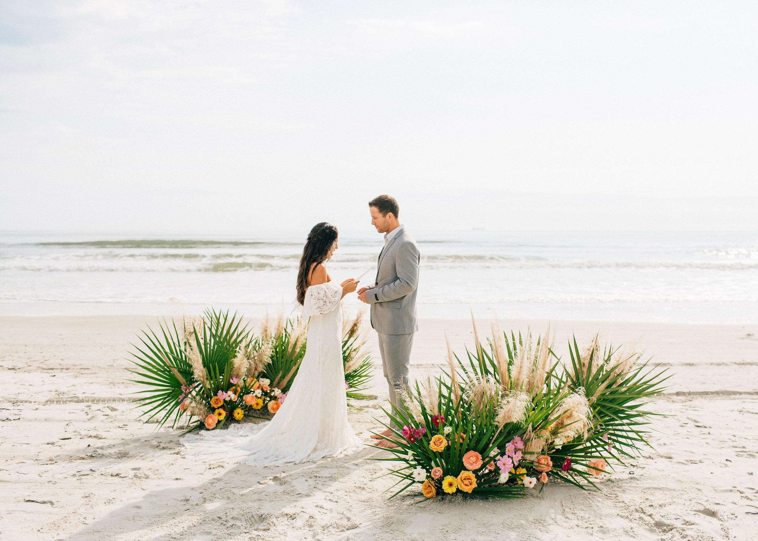 beach wedding - beach bride - elopement - savannah bride - savannah wedding shop - boho wedding dress2.jpg