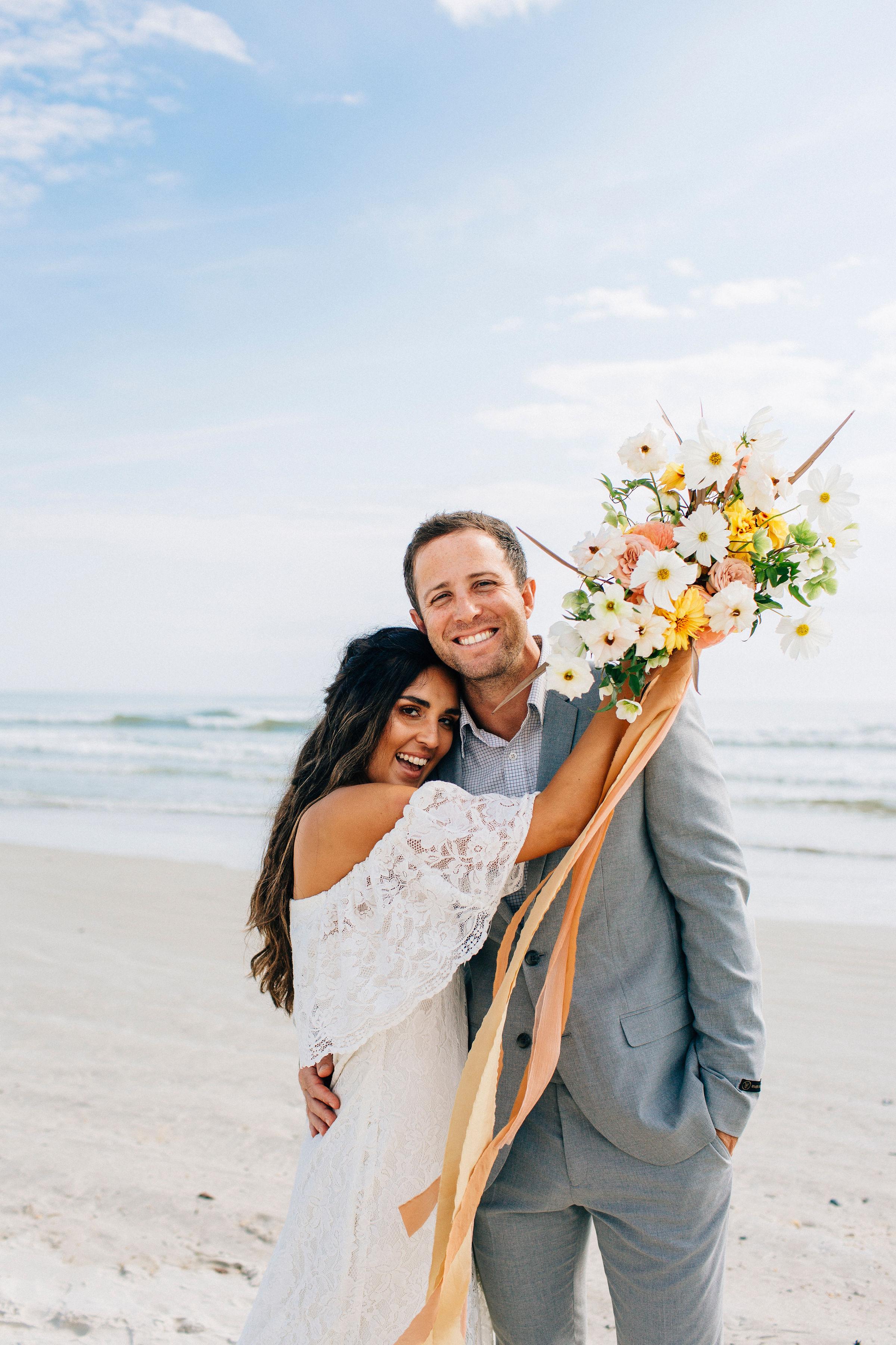 beach wedding - beach bride - elopement - savannah bride - savannah wedding shop - boho wedding dress4.jpg